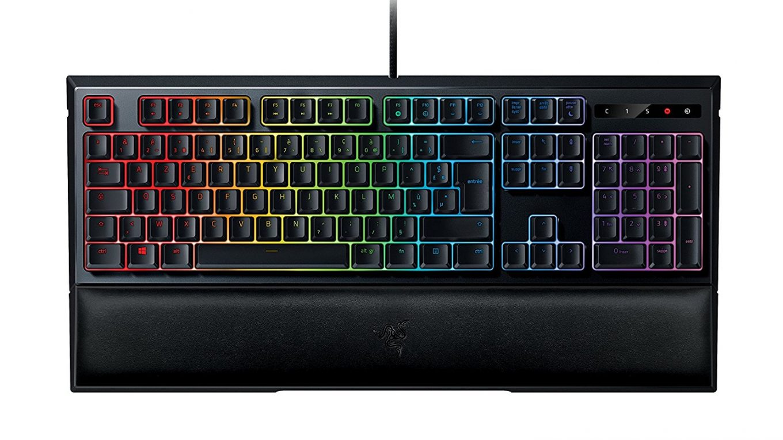 Le clavier gamer