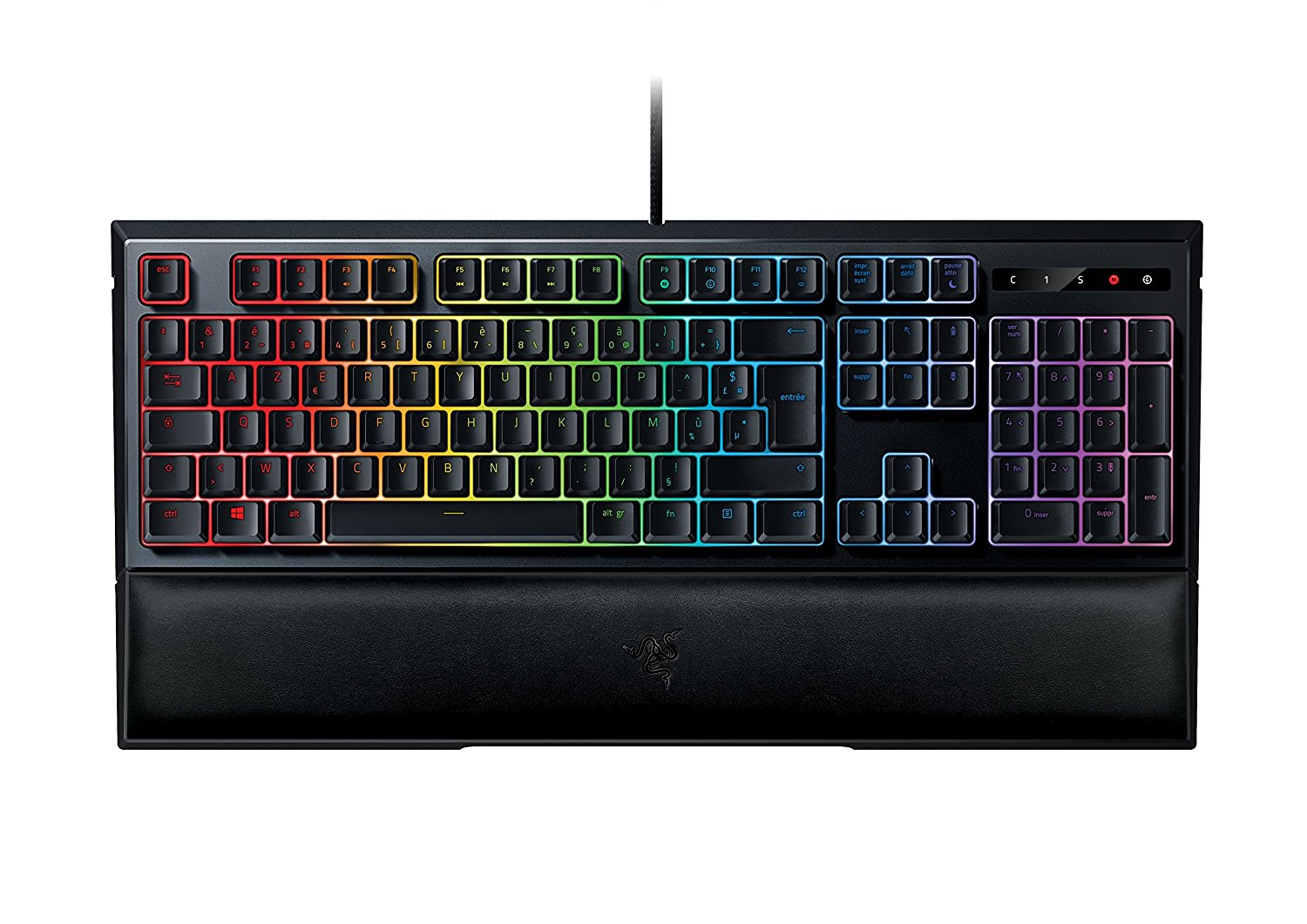 Le clavier gamer