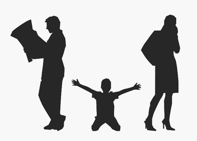 La séparation des parents, un traumatisme pour les enfants