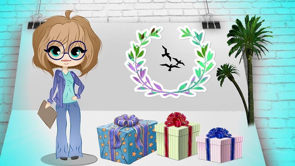 Des cadeaux pour vos employés?
