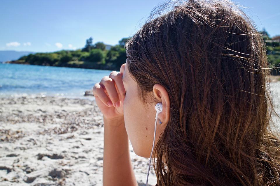 Utilisation des écouteurs