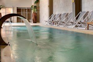 spa piscine hotel