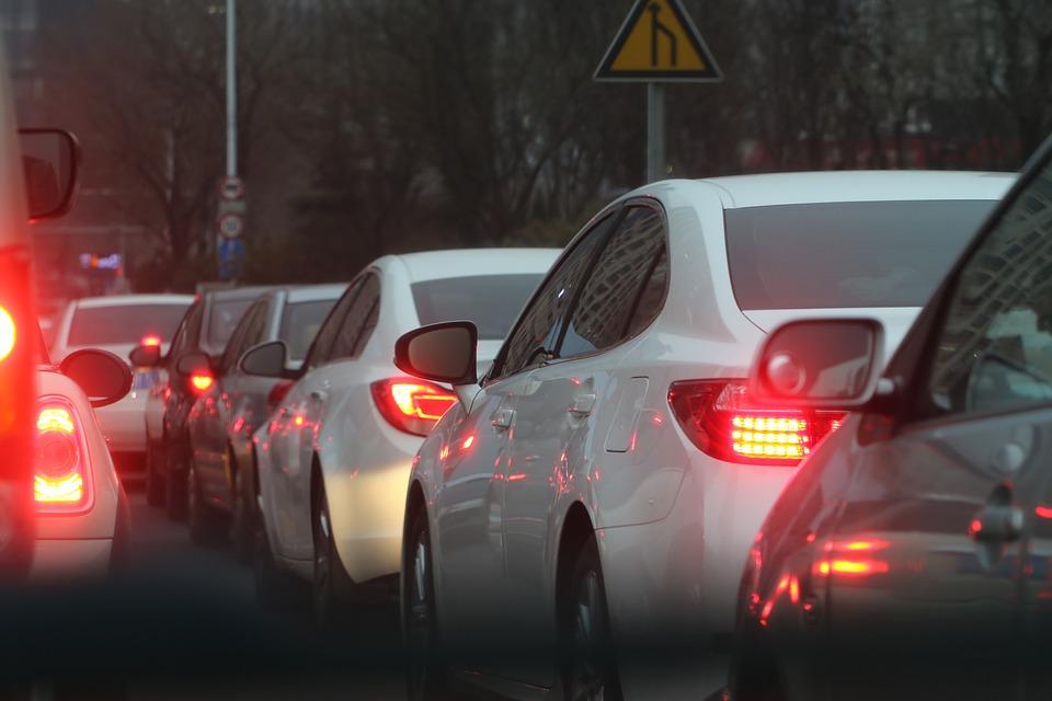 Circulations, les embouteillages dans les villes
